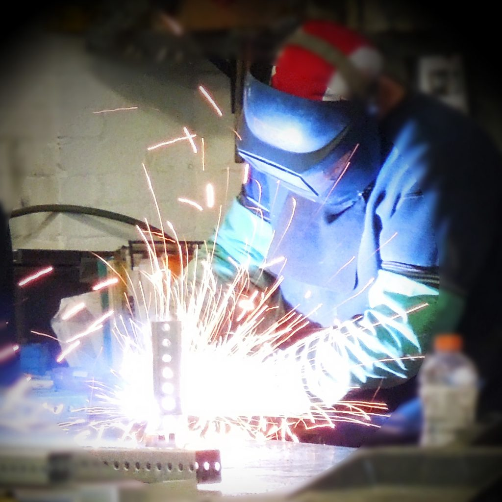 Certified Welders Experienced in MIG Welding, Eberl Metal Fabrication Services Division